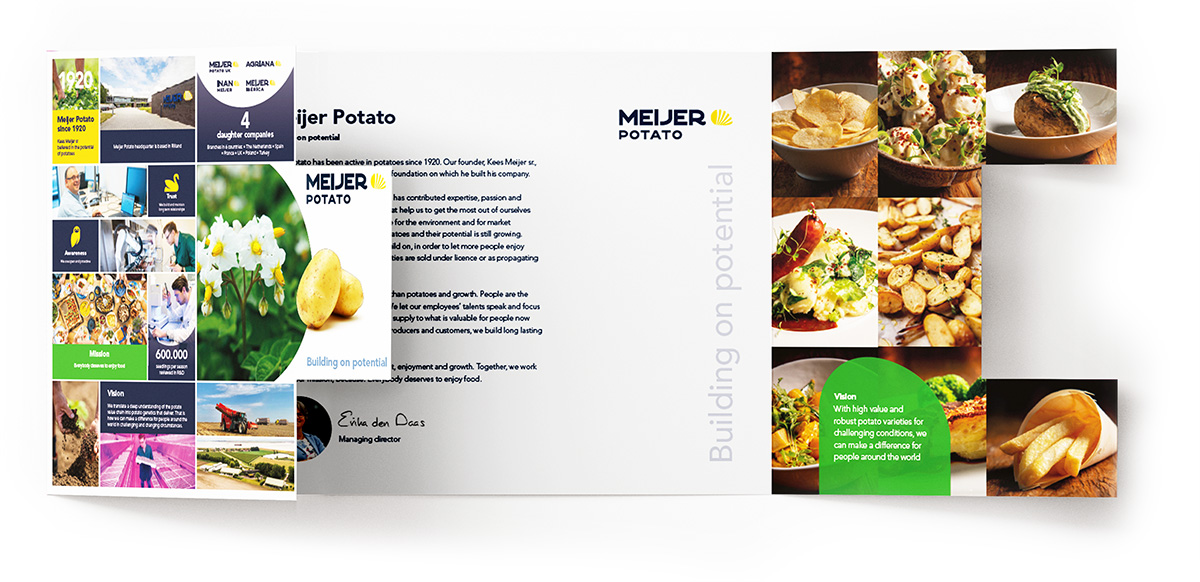 Identiteitstraject Meijer Potato
